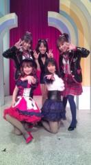 ここあ(プチ☆レディー) 公式ブログ/NHKでの写真だよん♪ 画像1