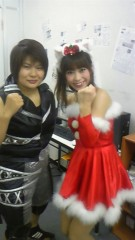 ここあ(プチ☆レディー) 公式ブログ/元チャンピオン女子プロレスラーの方と(#^ .^#)♪ 画像2