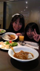 ここあ(プチ☆レディー) 公式ブログ/お腹いっぱーい! 画像2