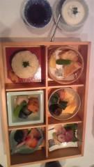 ここあ(プチ☆レディー) 公式ブログ/控室のお弁当ね♪♪ 画像2