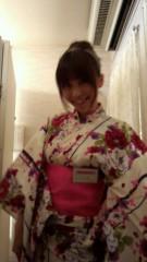ここあ(プチ☆レディー) 公式ブログ/七夕☆浴衣でマジック☆女性マジシャンここあプチ☆レディーマジック 画像2