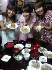 ここあ(プチ☆レディー) 公式ブログ/みんなで夕食作り♪♪ 画像1