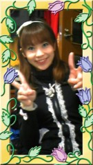 """ここあ(プチ☆レディー) 公式ブログ/のぼりー☆""""電車♪♪ 画像1"""