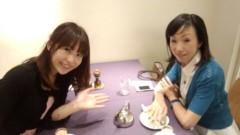 ここあ(プチ☆レディー) 公式ブログ/松屋銀座ランチ☆女性マジシャン マジックジェミーさん&ここあ 画像3