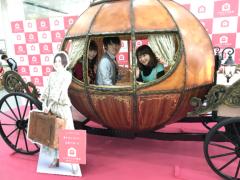 ここあ(プチ☆レディー) 公式ブログ/馬車と王子様☆女性マジシャンここあプチ☆レディーマジック 画像1