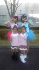 ここあ(プチ☆レディー) 公式ブログ/浜名湖の前の会場で三回ショー♪♪ 画像2
