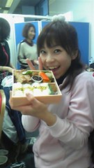 ここあ(プチ☆レディー) 公式ブログ/『SAMURAI』お弁当♪♪ 画像1