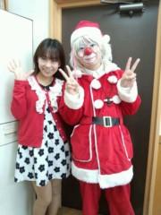 ここあ(プチ☆レディー) 公式ブログ/クラウンリオさんとクリスマスステージ☆女性マジシャンここあプチ☆レディーマジック 画像2