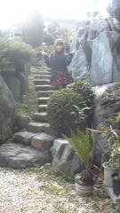 ここあ(プチ☆レディー) 公式ブログ/手作り☆☆石の階段 画像1