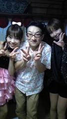 ここあ(プチ☆レディー) 公式ブログ/昇太師匠とモテ服を着て☆新宿末広亭にて 画像2
