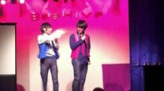 ここあ(プチ☆レディー) 公式ブログ/山上兄弟ライブ★お越しいただきありがとうございした♪♪ 画像1