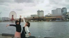ここあ(プチ☆レディー) 公式ブログ/神戸港を出航☆行ってきます☆女性マジシャンここあプチ☆レディーマジック 画像2