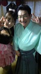 ここあ(プチ☆レディー) 公式ブログ/昇太師匠とモテ服を着て☆新宿末広亭にて 画像1