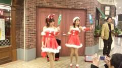ここあ(プチ☆レディー) 公式ブログ/横浜ワールドポーターズさん☆ここあサンタ登場♪ 画像2