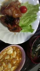 ここあ(プチ☆レディー) 公式ブログ/今日の夕食♪♪ 画像1