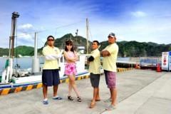 ここあ(プチ☆レディー) 公式ブログ/父島の方々との写真☆女性マジシャンここあプチ☆レディー 画像1