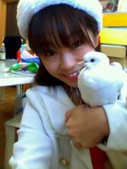 ここあ(プチ☆レディー) 公式ブログ/ハトさまと私。女性マジシャンここあプチ☆レディーマジック 画像1