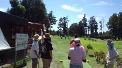 ここあ(プチ☆レディー) 公式ブログ/初挑戦!パークゴルフ☆女性マジシャンここあプチ☆レディー 画像2
