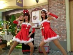 ここあ(プチ☆レディー) 公式ブログ/横浜ワールドポーターズさん☆ここあサンタ登場♪ 画像1