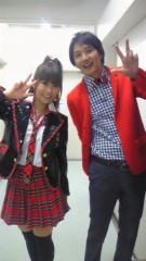 ここあ(プチ☆レディー) 公式ブログ/青井実アナウンサーさんと☆★ 画像1
