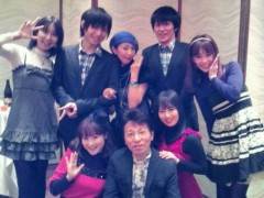 ここあ(プチ☆レディー) 公式ブログ/芸術祭優秀賞パーティー☆☆ 画像1
