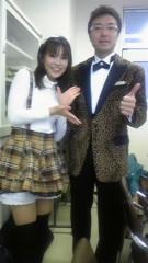 ここあ(プチ☆レディー) 公式ブログ/司会のナナオさんと☆ 画像1