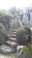 ここあ(プチ☆レディー) 公式ブログ/手作り☆☆石の階段 画像2