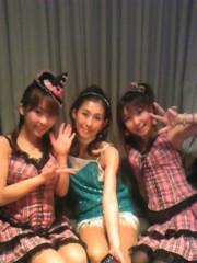 ここあ(プチ☆レディー) 公式ブログ/★ステージマジック★TOMOKO さんとプチ☆レディー 画像1