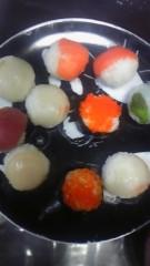 ここあ(プチ☆レディー) 公式ブログ/まぁるいお寿司♪ 画像2