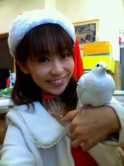 ここあ(プチ☆レディー) 公式ブログ/ハトさまと私。女性マジシャンここあプチ☆レディーマジック 画像2