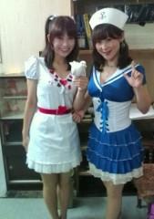 ここあ(プチ☆レディー) 公式ブログ/初☆真っ白衣装♪♪天使?ナース? 画像1