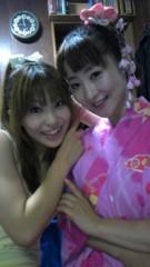 ここあ(プチ☆レディー) 公式ブログ/浴衣マジック!! 画像1