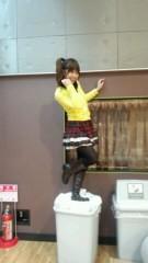 ここあ(プチ☆レディー) 公式ブログ/美容院なう☆ゴミ箱の上ここあ 画像1