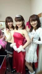 ここあ(プチ☆レディー) 公式ブログ/瞳ナナさん真っ赤なドレス☆女性マジシャンここあ画像 画像1