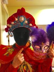 ここあ(プチ☆レディー) 公式ブログ/☆変面アクト☆女性マジシャンここあプチ☆レディーマジック 画像2