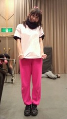 ここあ(プチ☆レディー) 公式ブログ/サムライの稽古☆ピンクTシャツ 画像1