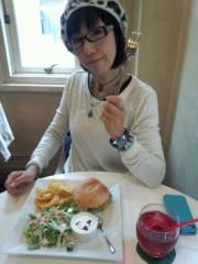 ここあ(プチ☆レディー) 公式ブログ/HAMA CAFEランチ♪女性マジシャンここあプチ☆レディーマジック 画像3