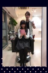 ここあ(プチ☆レディー) 公式ブログ/美容院へ☆☆女性マジシャンここあプチ☆レディーマジック 画像1