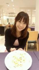 ここあ(プチ☆レディー) 公式ブログ/松屋銀座ランチ☆女性マジシャン マジックジェミーさん&ここあ 画像2