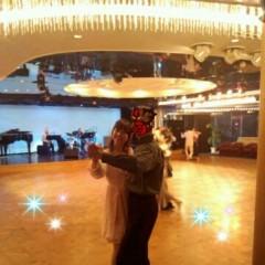 ここあ(プチ☆レディー) 公式ブログ/初挑戦!社交ダンス♪女性マジシャンここあプチ☆レディー 画像1