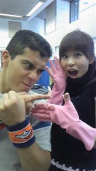 ここあ(プチ☆レディー) 公式ブログ/私の親指…!!! 画像1