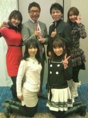 ここあ(プチ☆レディー) 公式ブログ/今日の司会☆辻よしなりさんと(@^▽^@) 画像1