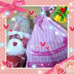 ここあ(プチ☆レディー) 公式ブログ/サンタさんがプレゼントをもらった!? 画像2