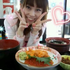ここあ(プチ☆レディー) 公式ブログ/礼文島なう☆ウニ丼!女性マジシャンここあ魔女軍団スティファニー 画像3