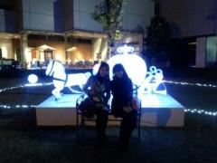 ここあ(プチ☆レディー) 公式ブログ/舞浜ホテル☆クリスマスイルミネーション♪ディズニーランド花火♪マジシャンここあプチ☆レディーマジック 画像2