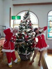 ここあ(プチ☆レディー) 公式ブログ/クラウンリオさんとクリスマスステージ☆女性マジシャンここあプチ☆レディーマジック 画像3