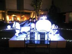 ここあ(プチ☆レディー) 公式ブログ/舞浜ホテル☆クリスマスイルミネーション♪ディズニーランド花火♪マジシャンここあプチ☆レディーマジック 画像1