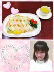 ここあ(プチ☆レディー) 公式ブログ/☆ホテルのサンドイッチ☆女性マジシャンここあプチ☆レディーマジック 画像1