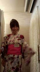 ここあ(プチ☆レディー) 公式ブログ/七夕☆浴衣でマジック☆女性マジシャンここあプチ☆レディーマジック 画像1