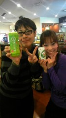 ここあ(プチ☆レディー) 公式ブログ/缶ジュースGET だぜ☆★ 画像1